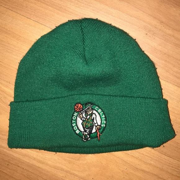 9550d3f5a3e NBA Boston Celtics Beanie. M 5bc230d0194dada4377f9c51. Other Accessories ...